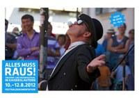 ALLES MUSS RAUS! 2012 - Dokumentation