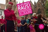 ALLES MUSS RAUS! 2013 - Dokumentation