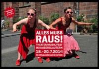 ALLES MUSS RAUS! 2014 - Dokumentation