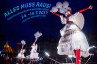 ALLES MUSS RAUS! 2017 - Dokumentation