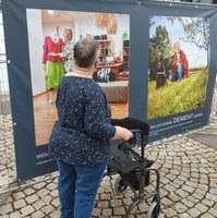 26. August 2021: WSW - Demenz – Kaiserslauterer Bewusstseinskampagne