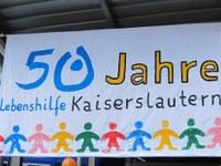 Kindertagesstätten feierten Lebenshilfe Jubiläum