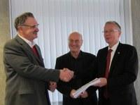 Lebenshilfe Westpfalz und Unternehmen Wipotec, Kaiserslautern