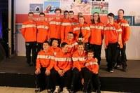 Mannschaft des Jahres 2012, 2. Platz