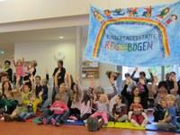 Offizielle Einweihung der neuen Kita in Rockenhausen