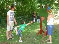 19. Juli 2014: Sommerfest in der Kindertagessstätte Am Nußbäumchen