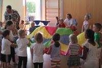 19. Juli 2014: Sommerfest in der Kindertagessstätte Stadtindianer