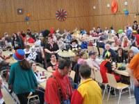 16. Februar 2014: Lebenshilfe Westpfalz: Buntes Fastnachtstreiben