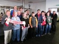 26. März 2014: LOTTO Rheinland-Pfalz lädt Lebenshilfe Westpfalz e.V. zum FCK-Spiel ein