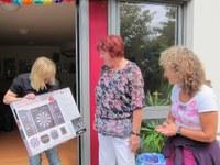 14. Juni 2014: Spende von den 'Stannebiehler Brezelhexen'