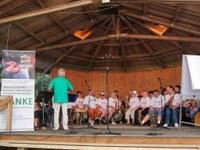 14. Juni 2015: Farbtöne spielen beim Waldfest