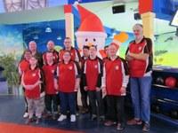 20. Dezember 2015: Bowlingverein lädt zum Weihnachtsturnier ein