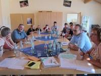 21. Juli 2015: Kaiserslautern inKLusiv - Arbeitsgruppe 'Wohnen' nimmt die Arbeit auf