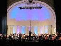 30. Januar 2015: Besuch eines Sinfoniekonzerts