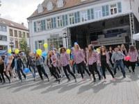 9. Mai 2015: Europaweiter Aktionstag der Menschen mit Behinderung in Kaiserslautern