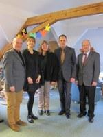 """12. Januar 2015: Neue Zusammenarbeit mit der Firma """"Euromaster"""""""