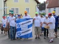 11. September 2016: Kerweumzug in Mackenbach