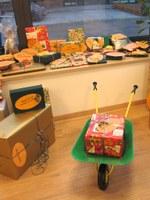 """15. Dezember 2016: Spende von """"John Deere"""" - Weihnachtsaktion für die Bewohner der Lebenshilfe Westpfalz"""