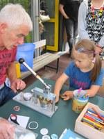 18. Juni 2016 Sommerfest in der Kita Regenbogen in Rockenhausen