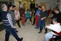 19. März 2016: Tanzgruppe in Kirchheimbolanden