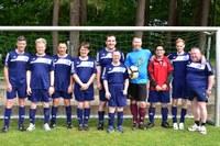 22. Mai 2016: Integratives Fußballturnier in Spesbach