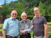 26. Juni 2016: Wahl des Präsidenten der Lebenshilfe Westpfalz 2016