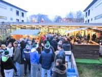 26. November 2016: Theatergruppe LABADU tritt bei ZOAR-Weihnachtsmarkt auf