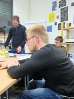 5. Dezember 2016: KL inKLusiv - AG Arbeit