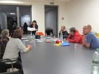 "6. Dezember 2016: Lebenshilfe Arbeitsgruppe ""Selbststärkung"""