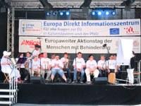 7. Mai 2016: Farbtöne spielen beim Europatag