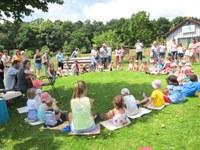 9. Juli 2016: Sommerfest in der Kita Stadtindianer in Kaiserslautern