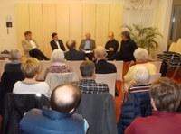 21. Januar 2016: Podiumsdiskussion in der Wohnstätte Zweibrücken