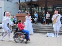 1. April 2017: Eröffnung der Gartenschau-Saison 2017