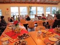 11. Dezember 2017: Lebenhilfe Westpfalz Weihnachten 2017 - Adventssfrühstück beim Betreuungsverein