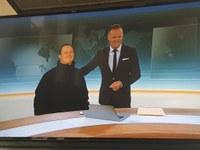 11. November 2017: Lebenshilfe-Clubs besuchen das ZDF in Mainz