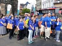 12. bis 14. Juni 2017: Bowling-Team der Lebenshilfe Westpfalz bei Special Olympics in Trier