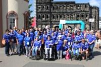 12. bis 14. Juni 2017: Lebenshilfe Westpfalz bei Special Olympics in Trier