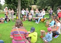 13. August 2017: Gartenschau Kaiserslautern - Fest der Kulturen