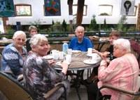 15. August 2017: Seniorenfrühstück auf der Gartenschau