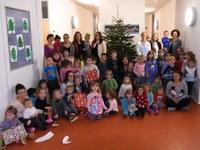 18. Dezember 2017: Weihnachtsaktion 2017 - Hypovereinsbank, Filiale Kaiserslautern