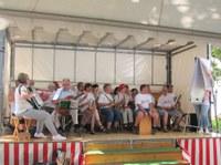 """24. Juni 2017: Auftritt der Lebenshilfe Musikgruppe """"FARBTÖNE"""""""