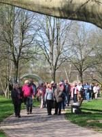 25. März 2017: Mitglieder-Rundgang über die Gartenschau 2017