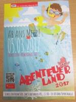 "5. März 2017: ABENTEUERLAND - ""Ab ans Meer"""