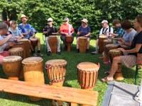 6. August 2017: Lebenshilfe-Wohnstätte Weilerbach feiert Sommerfest