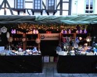 10. Dezember 2017: Lebenhilfe Westpfalz Weihnachten 2017 - TAF beim Weihnachtsmarkt in Kirchheimbolanden
