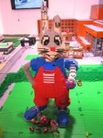 1. April 2018: Gartenschau Kaiserslautern - Saison 2018 - Eröffnung der LEGO-Ausstellung
