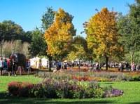 14. Oktober 2018: Gartenschau Kaiserslautern - Saison 2018 - Kürbisfest