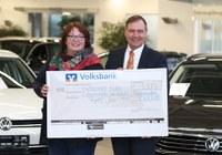 15. Januar 2018: Lebenshilfe Westpfalz - Spende für juLe