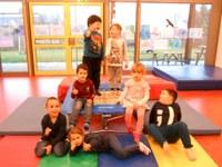 26. Januar 2018: Lebenshilfe Westpfalz – Neues Trampolin für die Integrative Kindertagesstätte in Rockenhausen