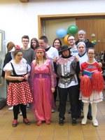 28. Januar 2018: Club P20 beim Lebenshilfe-Fasching in Weilerbach